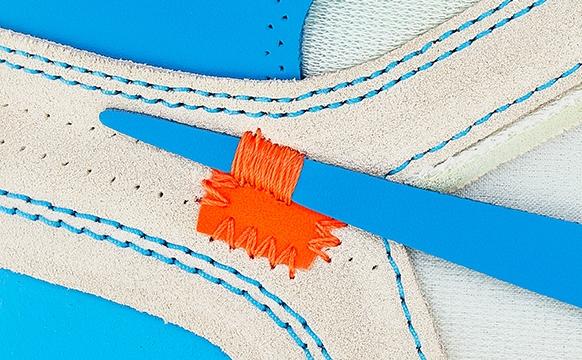 Off-White Nike Orange Tab